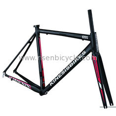 China Scandium Aluminum Bike Frame Aero Road Racing Frame Lightweight All Sizes OEM supplier