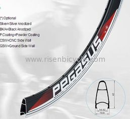 China ADVANCED Road Bicycle Rim 42MM HIGH AERO 700CX18C/23C supplier