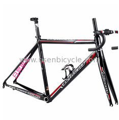 China Aluminum Bike Frame Racing AERO 700C ROAD BIKE AL7046/K7  AERO FRAME+Fork TR450 supplier