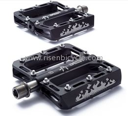 China AEST lightweight 3 Bearings Pedal of CNC Aluminum Alloy Big Platform for Mountain Bike Road bike and Folding bike supplier