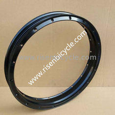 "China Motorcycle 2.15x18"" Aluminum Alloy Tubeless Spoked Rim  Seamless 28/32/36 Holes of Motocross Wheels supplier"