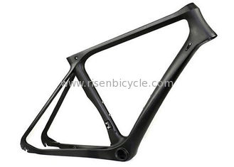 China Lightweight 700c Full Carbon Fiber Road Bicycle Frame of Road Bike Frameset  9qr/Thru-axle 1000g/52 size Disc Brake supplier