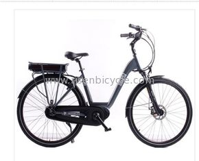 China 250w Electric Bike 36V/13ah rear Hub motor drive City ebike supplier