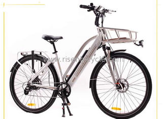 China 36V/250W Electric City Bike SS5 ebike with Lithium Battery supplier