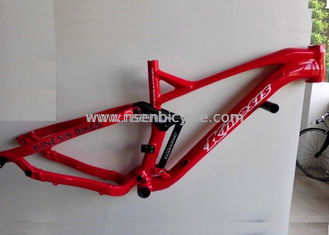 China Aluminum Bike Frame Full Suspension Mountain Bike Mtb 27.5 Plus/29er 140mm Trail/Am supplier