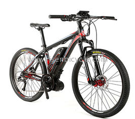China CE 27.5er Electric Bicycle Mtb/Mountain Bike ebike 350w/350W 48V/250W 36V mid-drive Motor supplier