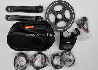 China Electric Bike 36v/48v 350w Bafang Mid-Drive Motor Ebike Motor kit with battery optional supplier