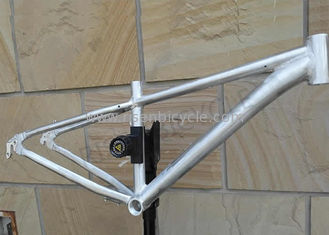 "China 24"" BMX/Dirt Jump Frame Aluminum Alloy Disc Brake Or V Brake Mountain Bike 20"" supplier"