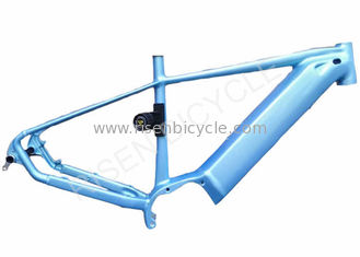 China OEM 27.5er Aluminum Electric Bike Frame Shimano Steps E8000 E-Mtb Hardtail Ebike supplier