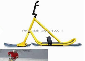 China High Quality China Aluminum Snow Scooter for Kids Snow Bike Snowscooter supplier