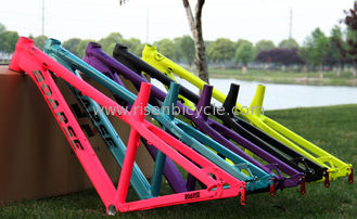 China 26/27.5er Aluminum 4X BMX/Dirt Jump Hartail AM MTB Mountain Bike Frame supplier