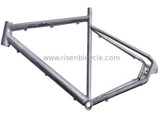 China 29er Aluminum Gravel Beach Bicycle Lightweight Atb Road Bike Frame supplier