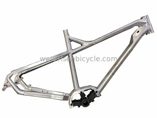 China 29er Electric Enduro Bike Frame Bafang M600 500w Mid-Drive E-Bike supplier