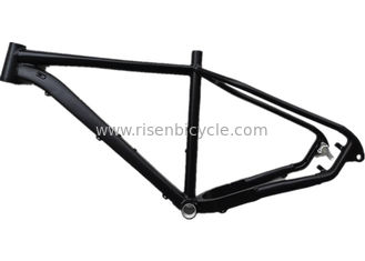 China 26er x4.00 Aluminum Fat Bicycle Frame 100mm BB Disc Brake Snow Bike supplier