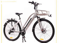 China 36V/250W Electric City Bike SS5 ebike with Lithium Battery company