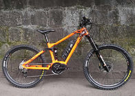 China 500w-750w Full Suspension Electric Bike, 27.5er 48v E- Mountain Bike Ebike company