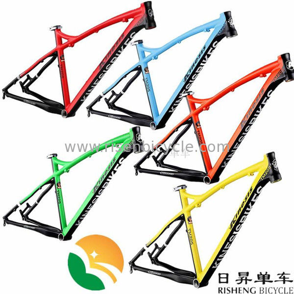 Kinesis Mountain bike xc grade Aluminum Bike Frame TM205 different ...