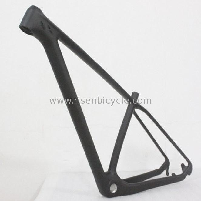 29er Carbon Mountain Bike Frame of T800 Carbon Fiber 12 mm Thru-axle
