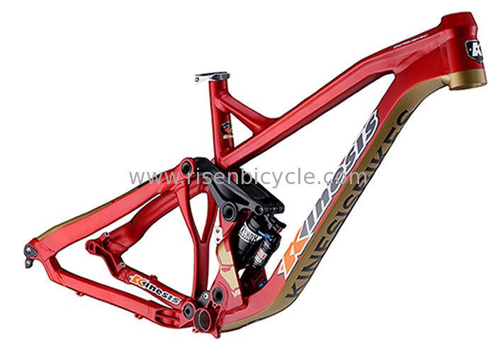 27.5 PLUS Enduro Full Suspension Frame Mountain Bike Mtb OEM 161mm ...