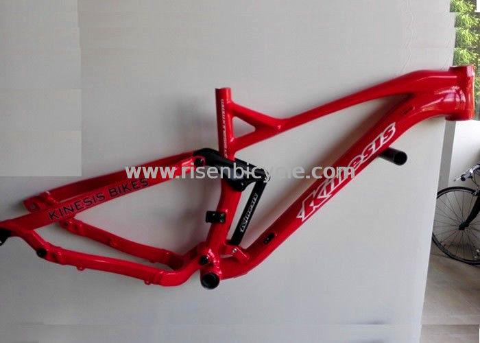 Aluminum Bike Frame Full Suspension Mountain Bike Mtb 27 5