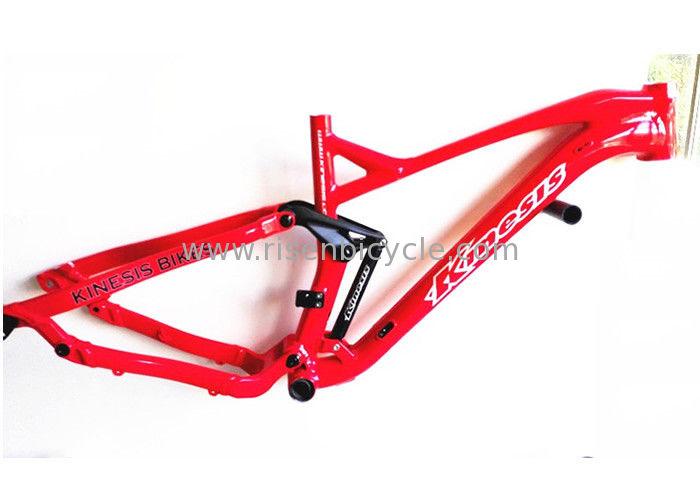 27.5+ Trail/Am Full Suspension Mountain Bike Frame TFM548 Aluminum ...