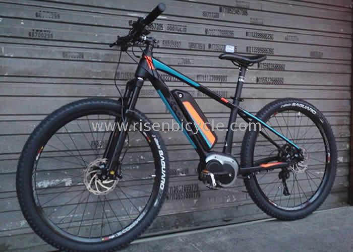 250w Mid Drive Electric Bike 350w Mountain Bike Emtb