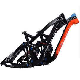 China 27.5er/650B Aluminum Enduro Full Suspension Bike Mountain Bike Frame Mtb TFM636 164mm distributor