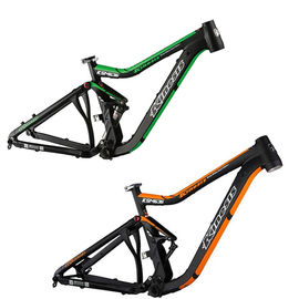 China 26er Am/Enduro Full Suspension Mountain Bike Frame 153MM travel  MTB frame AL7005 Aluminum distributor