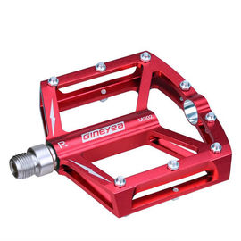 China Alloy Bicycle Pedal M302 Light weight Sealed Bearing Big Platform Bike Pedal Footpeg 290g only distributor