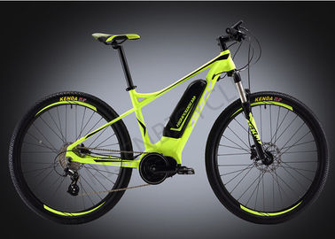 China 27.5er Electric Bike Mid-Drive Mountain Bike 36v/250w 11.6AH Bafang Ebike distributor