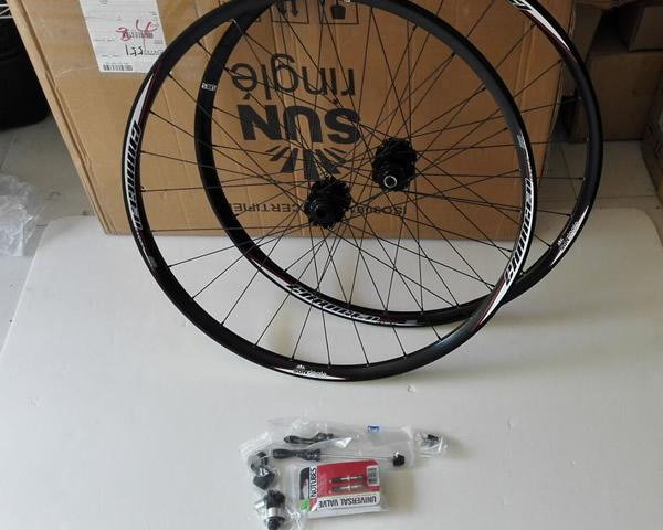 "29er all mountain/enduro mountain bike tubeless wheelset, 29"" mtb wheels"