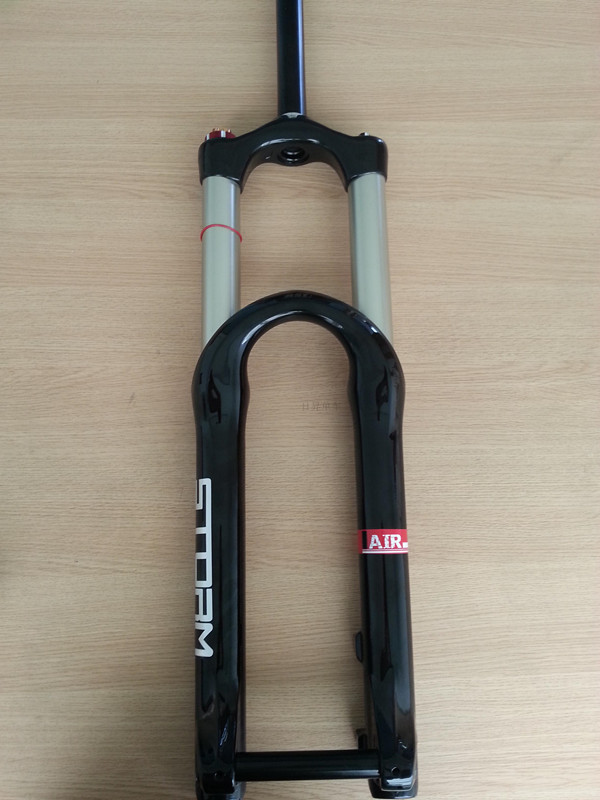 RST STORM 180mm travel suspension downhill/freeride fork for mountain bike