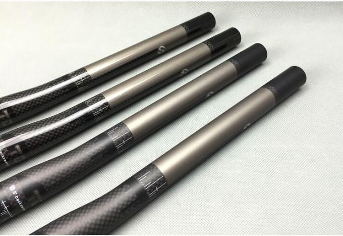 Full Carbon Fiber Straight Handlebar Diameter 25.4mm of Folding Bike Length 580/600/620mm