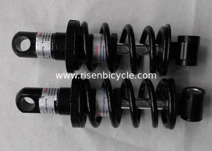 MTB Bike Shock Absorber  Preload 100-200mm  bike Rear SpringShock suspension