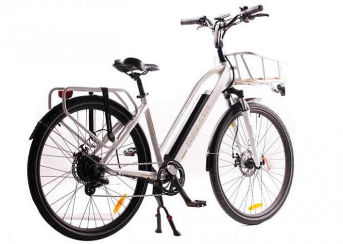 36V/250W Electric City Bike SS5 ebike with Lithium Battery