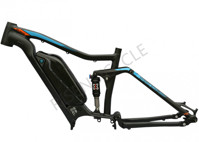 Boost 27 5er Electric Bike Frame W Bafang 1000w Aluminum