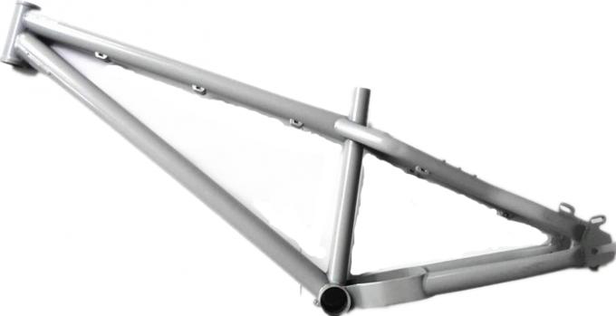 26er Chromolly Bmx Dirt Jump Bike Frame Disc Brake 135x10 Mtb
