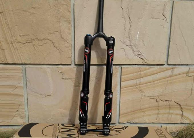 DNM USD-6 Bike Fork Air Suspension Mountain Bike 140-160mm Travel 15x100/20/110 Dropout
