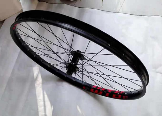 Mountain Bike Wheelset 27.5er Boost Front Wheel 35mm Width Rim 32H 110x20 Dropout