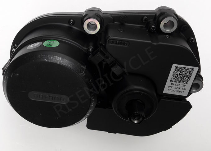Electric Bike 36v/48v 350w Bafang Mid-Drive Motor Ebike Motor kit with battery optional